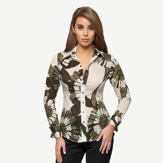 Oliver Flower Shirt