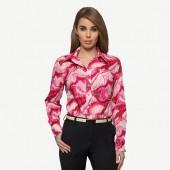 Pink Flame Shirt