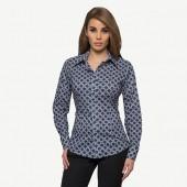 Navy Link Shirt