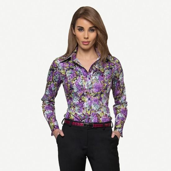 Purple Paradiso Shirt