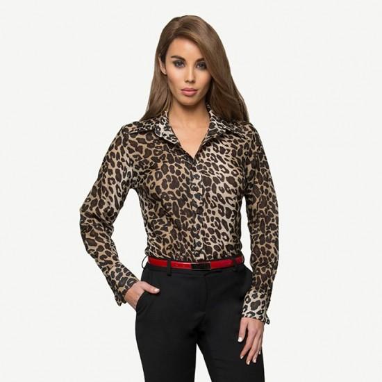 Leopard Love Blouse