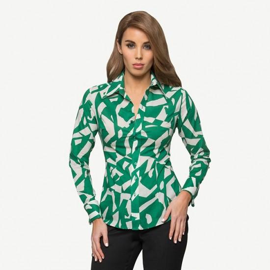 Green Bold Shirt