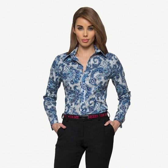 Blue Regal Shirt