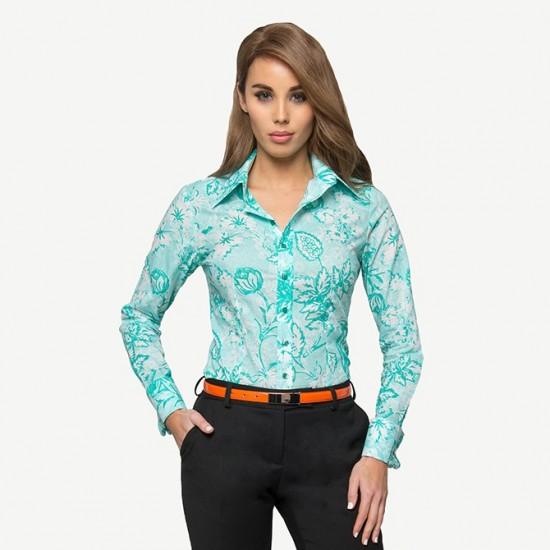 Mint Sketch Shirt