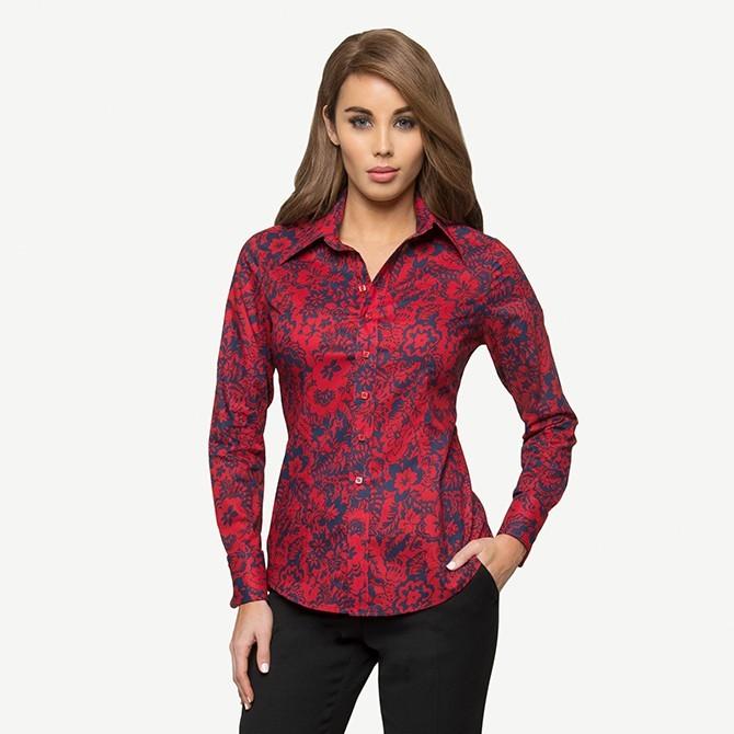 Red Bliss Shirt